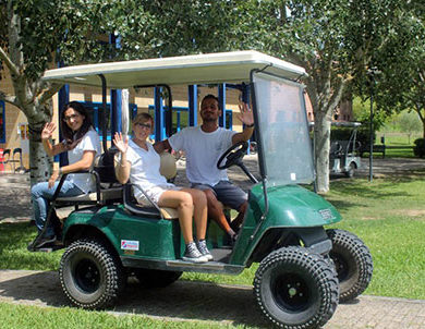 Golf Car elettrica